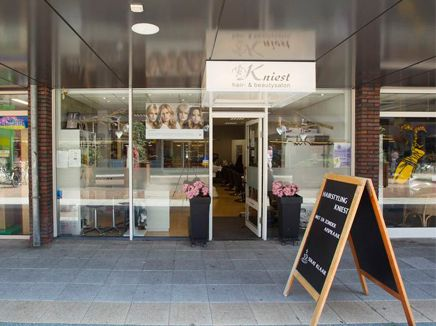 Kniest Hair- en Beautysalon in Arnhem
